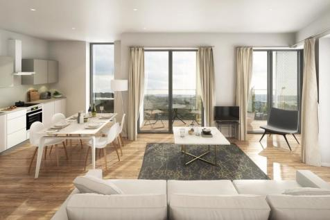 X1 Chatham Waters. 1 bedroom apartment for sale