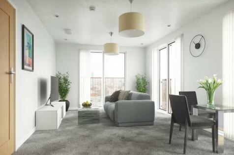 Ordsall Lane, Salford. 2 bedroom apartment for sale