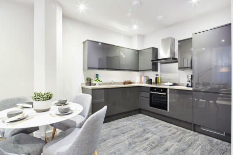 St. Pauls Square, Liverpool. 2 bedroom apartment