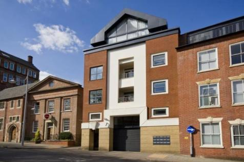21 Barker Gate, The Lace Market, Nottingham. 2 bedroom apartment
