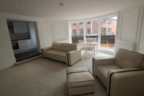 Friar Lane, Nottingham. 3 bedroom apartment