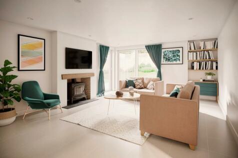 Slade Road, Portishead, Bristol. 4 bedroom detached house