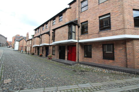 Shipgate Street, Chester, CH1. 1 bedroom apartment