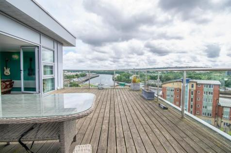 Lime Square, City Road, Newcastle Upon Tyne. 2 bedroom apartment for sale