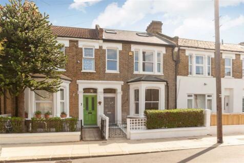 Bloemfontein Avenue, London. 5 bedroom terraced house