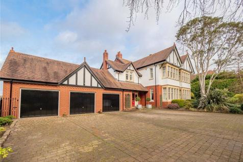 Cefn Coed Road, Roath Park, Cardiff. 6 bedroom detached house for sale