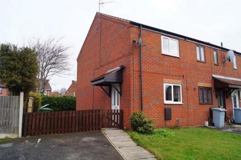 Vera Crescent, Rainworth, Nottinghamshire. 2 bedroom maisonette