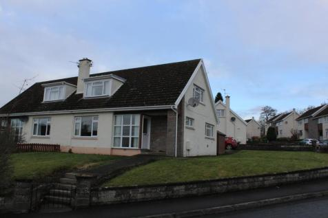 Kilmaron Crescent, Cupar, Fife, KY15. 4 bedroom house