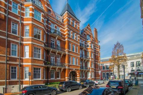Palace Mansions, Earsby Street, W14. 4 bedroom apartment for sale