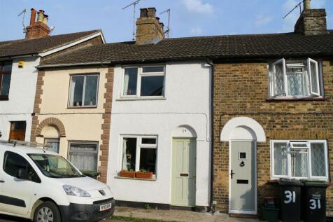 Church Street, Burham. 2 bedroom terraced house