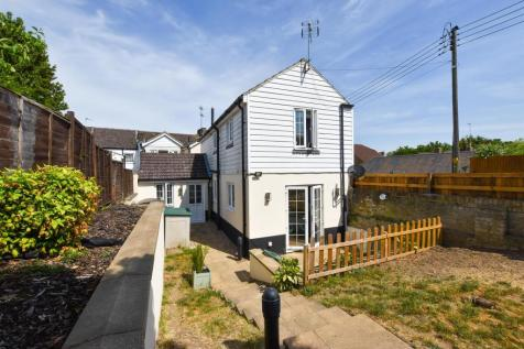 Bell Ringers House, Cemetery Road, Halling. 3 bedroom detached house