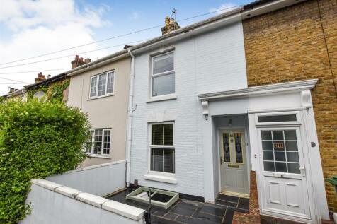 John Street, Maidstone. 3 bedroom terraced house