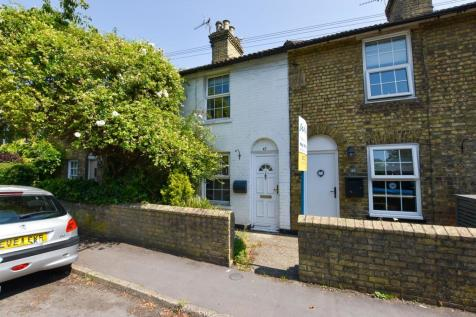 Rochester Road, Aylesford. 2 bedroom terraced house