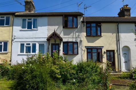 Knowle Road, Wouldham. 2 bedroom terraced house