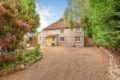 Ashford Road, Weavering, Maidstone. 3 bedroom detached house