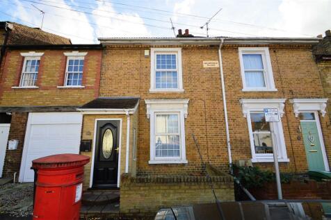 Hope Street, Maidstone. 2 bedroom terraced house