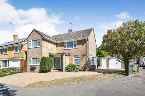 Abingdon Road, Maidstone. 4 bedroom detached house