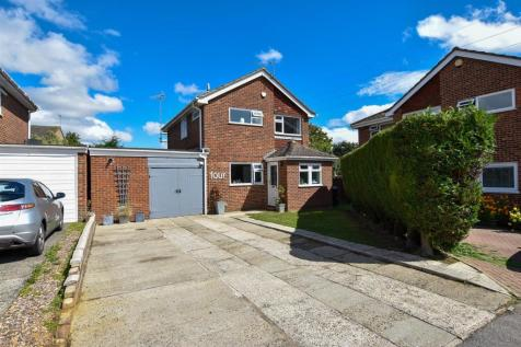 Basmere Close, Vinters Park, Maidstone. 4 bedroom detached house
