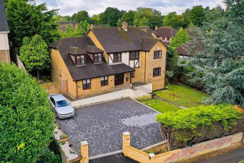 London Road, Ditton. 5 bedroom detached house