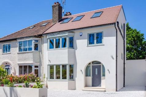 Elgar Avenue, Surbiton. 5 bedroom semi-detached house