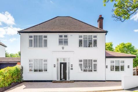 Garratts Lane, Banstead, Surrey. 5 bedroom detached house