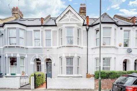 Kingsley Road, Wimbledon, SW19. 5 bedroom terraced house