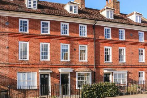 Rectory Lane, Sidcup, Kent, DA14. 4 bedroom terraced house