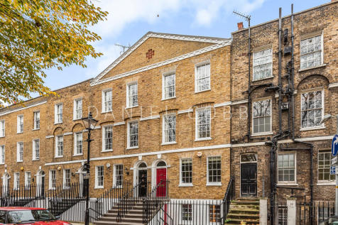 West Square, SE11. 4 bedroom terraced house for sale