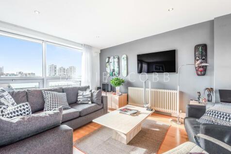 Marbles House, Grosvenor Terrace, SE5. 2 bedroom apartment for sale