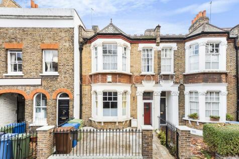 John Ruskin Street, SE5. 3 bedroom terraced house for sale
