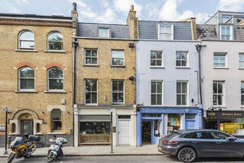 Bermondsey Street, London. 2 bedroom apartment