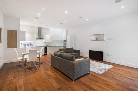 Hob Mews, Tadema Road, Chelsea, London, SW10. 3 bedroom mews house