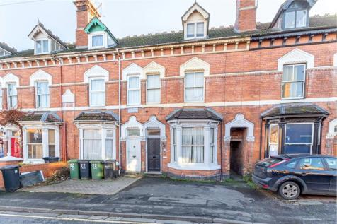 Arboretum Road, Worcester, Worcestershire, WR1. 4 bedroom terraced house for sale