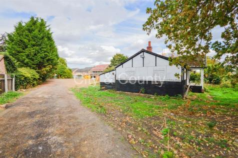 Oxney Road, Peterborough. Plot for sale