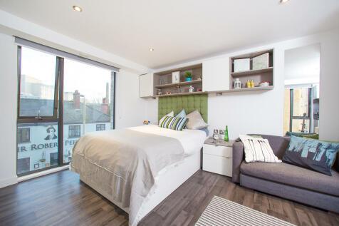 Primus Place, Leicester, LE2. Studio apartment