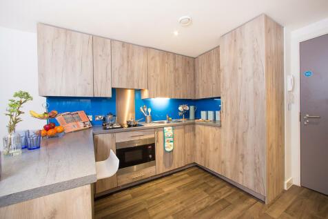 Primus Edge, Leicester, LE2. Studio apartment