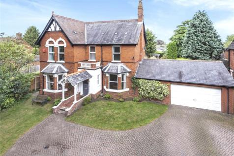Riseholme Road, Lincoln, LN1. 4 bedroom detached house