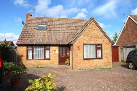 Fairfield, Elham. 3 bedroom detached bungalow