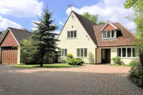 Littlewick Common, Woking. 4 bedroom detached house for sale