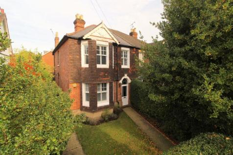 Horsell, Woking. 5 bedroom semi-detached house for sale