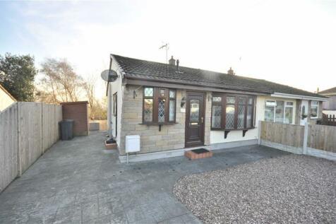 Bramble Close, Buckley. 2 bedroom semi-detached bungalow