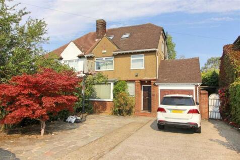 Furzehill Road, Borehamwood, Herts. 4 bedroom semi-detached house