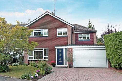 Oliver Road, Horsham. 5 bedroom detached house