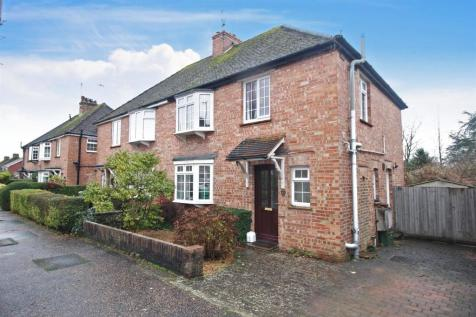 Hillside, Horsham. 3 bedroom semi-detached house for sale