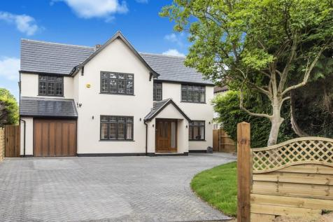 Leesons Hill, Chislehurst. 5 bedroom detached house