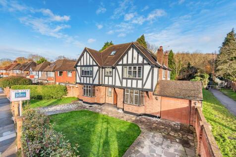 Hazelmere Road, Petts Wood. 6 bedroom detached house for sale