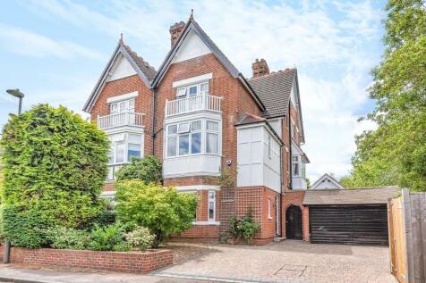 Willow Vale, Chislehurst. 5 bedroom semi-detached house for sale