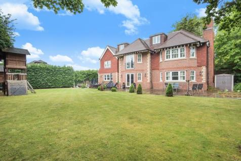 Park Farm Road, Bickley. 6 bedroom detached house for sale