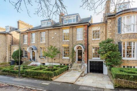 Church Row, Chislehurst. 5 bedroom terraced house for sale