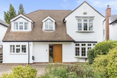 Poyntell Crescent, Chislehurst. 4 bedroom detached house for sale